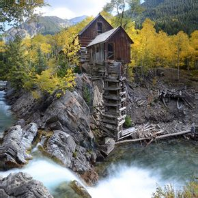 FP133 Crystal Mill