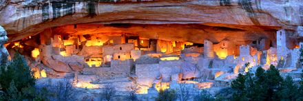 Cliff Palace Glow CP105